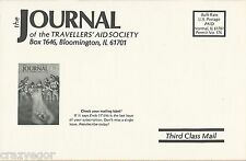 Traveller- Journal of Travellers Aid Society #17 Exotic Atmospheres in Sleeve FS