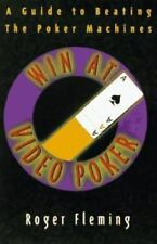 NEW - Win At Video Poker: The Guide to Beating the Poker Machines