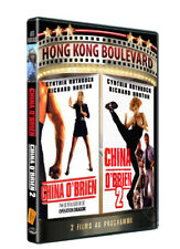 China O'Brien / China O'Brien 2 NEW PAL Cult DVD Robert Clouse Cynthia Rothrock