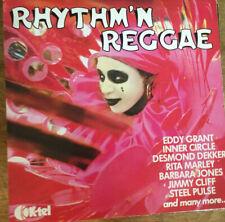 Desmond Dekker, Steel Pulse etc, Rhythm 'N Reggae vinyl LP, 1981