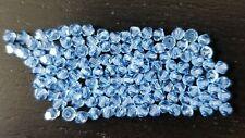 130 pcs LIGHT SAPPHIRE Blue Swarovski Crystal 3mm Bicone Beads Ships from USA