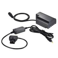 Andoer DC Coupler Cable Dummy Battery Adapter For Panasonic DMC-GH5/GH4/GH3 H8C6