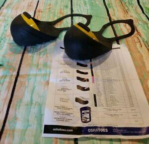 Oshatoes Steel Toe Cap Safety Overshoe Medium Mens  (8-10) and Women (10-12)