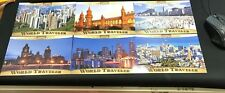 Lot of 9 2012 Goodwin Champions Box Toppers 5x7 World Traveler