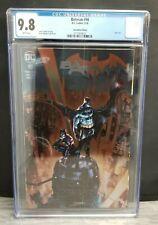 CGC Graded 9.8 Batman #90 DC 2020 Jimenez Convention Foil Cover Edition