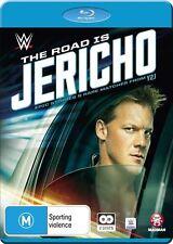 The WWE - Road Is Jericho (Blu-ray, 2016, 2-Disc Set) Chris jericho