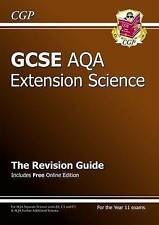 GCSE Further Additional (Extension) Science AQA Revision Guide (with Online Edi…