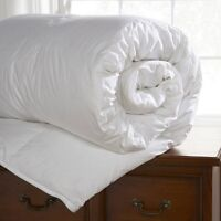 CR Non Allergic Soft Touch Duvet Quilt Single Double King Super King Size 15 TOG