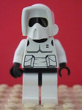 LEGO Star Wars @@ Minifig @@ sw005 @@ Scout Trooper - 7128 7139
