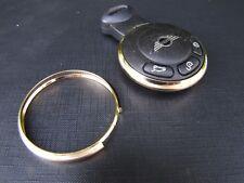 MINI ONE COOPER R55 R56 R57 R58 R59 R60 R61 Anello per chiave oro cromo