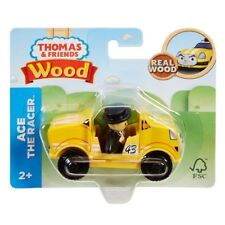 2019 ACE the RACER Thomas Tank Engine & Friends WOODEN Railway BRAND NEW Train