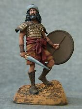 King David. Collectible painting tin soldiers SCALE 1/32 54 mm