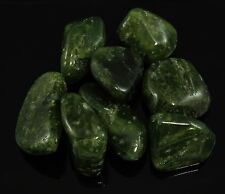 IDOCRASE / VESUVIANITE -ONE Tumbled Stone 13- 15 gram w/ Healing Properties Card