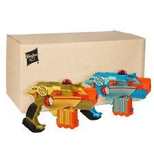 Nerf Lazer Tag Phoenix LTX Tagger 2-Pack, NEW