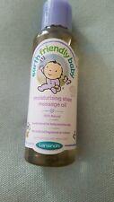Earth Frendly Baby Moisturising Shee Massage Oil 125 ml