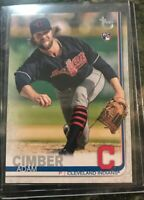 2019 Topps Series 2 Vintage Stock /99  #550 Adam Cimber RC - Indians Rookie