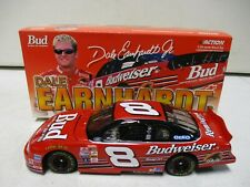 2000 Action Dale Earnhardt Jr Budweiser 1/24 Lot 93