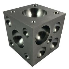 Massiver Stahl DOMING Bank Block Amboss Konkav Gerillt 10.2cm X X 1.9cm Werkzeug