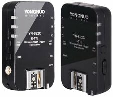 YONGNUO Wireless ETTL Flash Trigger YN622C II with High-speed Sync HSS 1/8000s