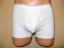 NEW MENS WHITE PUMA LOW RISE FITTED HIPSTER BOXERS BOXERBRIEF XLARGE 38/40 WAIST