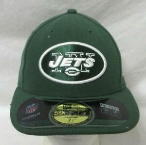 New Era New York Jets Men's Size 7 1/4 Low Crown Baseball Cap/Hat E1 1297