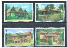 THAILAND 1997 Thai Houses CV $ 3.40
