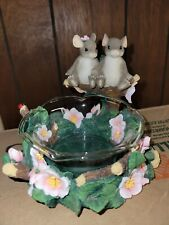 Charming Tails Love Expressions Candy Dish No Box