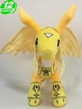 "NEW 12"" Digimon Adventure Pegasusmon Anime Stuffed Plush Doll Game DAPL8044"