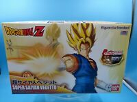 figurine model kit bandai rise dragon ball Z super saiyan vegetto