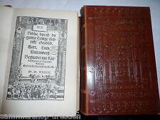 19549 Biblia das ist die gantze Heilige Schrifft Deudsch Luther 1534 1935 bibel