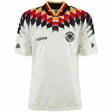 Germany Home Football Shirt 1990 1994-1996 Retro Germany World cup Jersey