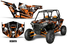 SIKSPAK Polaris RZR 1000/100XP Graphic Kit Decal UTV Parts Accessories REBIRTH O