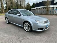 07 Mondeo ST 2.2 TDCI 155 ~ HEATED SEATS ~ 18 INCH ALLOYS ~ New MOT ~ no reserve
