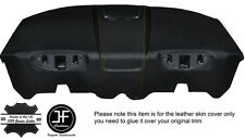 YELLOW STITCH REAR PARCEL SHELF LEATHER COVER FITS ALFA ROMEO GTV 916 PHASE 2