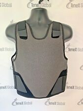 Protective Products Level 3 Stab Resistant Body Armor W/ Bullet Proof Plate M-XL