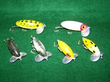 New listing Vintage Fred Arbogast Jitterbug Fishing Lures Lot of 5