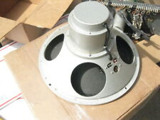 "1 tannoy 12"" silver monitor with xover"