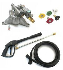 POWER PRESSURE WASHER PUMP & SPRAY KIT Excell Devilbiss EXWGV2121 EXWGV2121-1