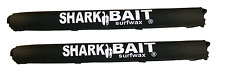"30"" SHARKBAIT AERO rack pads Black for 2 -3 inch cross bars For SUP & Surfboards"
