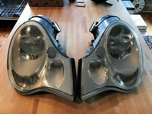 Porsche 911 996 Turbo GT2 MK2 factory HID Xenon Headlights Insurance Quality