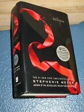 Eclipse by Stephenie Meyer TWILIGHT HC/DJ 1st  FREE SHIPPING 0316160202