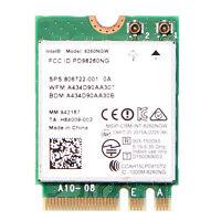 Intel Wireless-AC 8260 867Mbps 2.4/5GHz Bluetooth 4.2 NGFF Wifi Card Windows 10