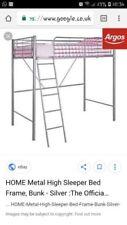 Silver Loft Beds Bases for Children