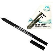 Crayon contour des yeux noir waterproof 24h -  à utiliser avec un taille crayon