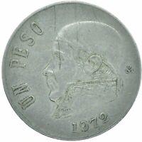COIN / MEXICO / 1 PESO 1972   #WT16933