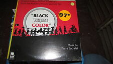BLACK AND WHITE IN COLOR SOUNDTRACK LP BUDDAH PIERRE BACHELET
