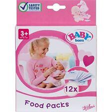 ZAPF Creation BABY born® Nahrung, Puppe