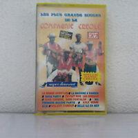 La Compagnie Creole – Les plus grands succès (Cassette Audio - K7 - Tape) 1980