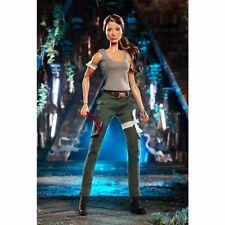 Barbie Signature ~ Tomb Raider ~ Lara Croft Doll by Mattel Nrfb 2017