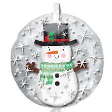 """Snowman Insiders 24"""" Balloon"""